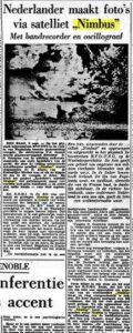Krantenberichten [bron: Delfer]