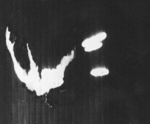 Oliedetectie op zee met de TNO TIR scanner (1 juli 1969) - de TIR scanner van het PhL, 1 juli 1969