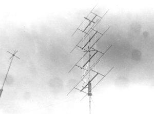 Beam PE1PL - antenna 1950 - 1954
