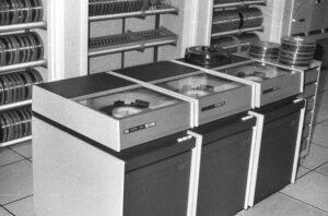 CDC 853 disk unit