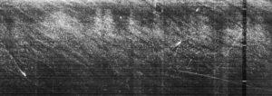 Q-band radaropname van de bodemtopograpfie bij Rotterdam Europoort, (19 sept. 1969)